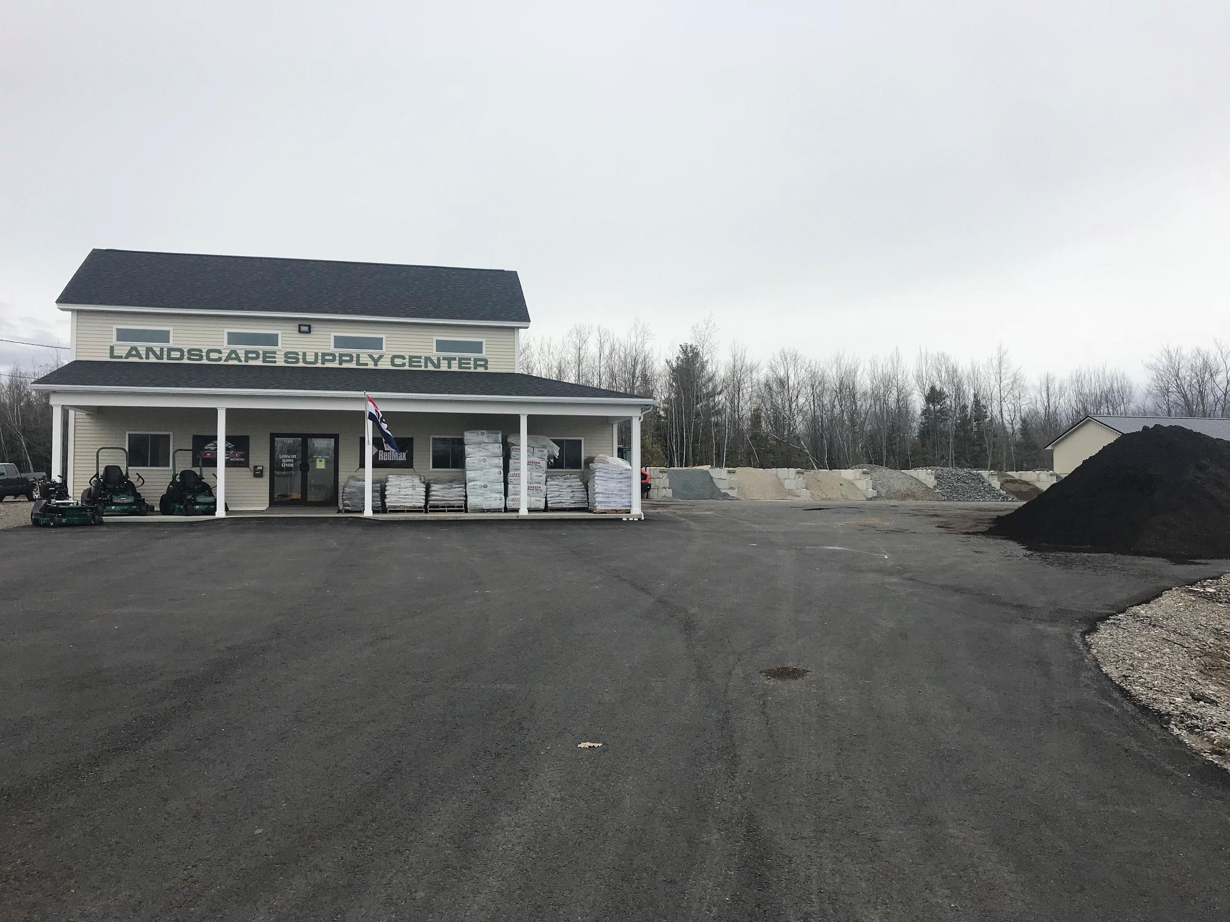 Landscape Supply Center   Hermon, Bangor & Brewer, ME